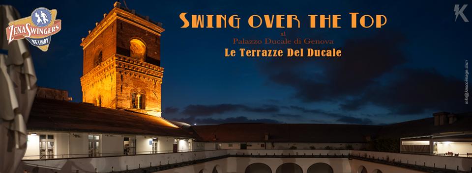 "Swing over the top"" alle Terrazze del Ducale   Goa Magazine"