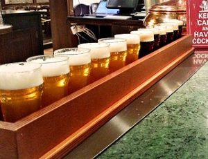 Birra al metro