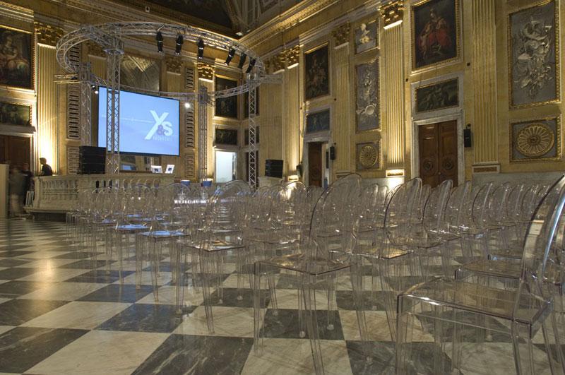 Sala Minor Consiglio Palazzo Ducale