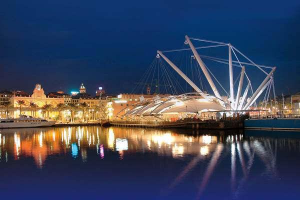 L architettura moderna e contemporanea tra porto antico e for Architettura moderna e contemporanea