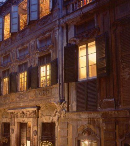 Galleria Nazionale di Palazzo Spinola_piazza superiore