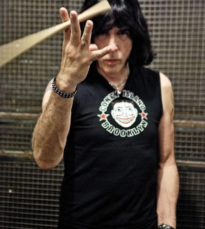 Marty Ramone a Villa Bombrini