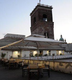 """Terrazze del Ducale, a cena con l\'opera in """"Lirica sotto le stelle ..."""