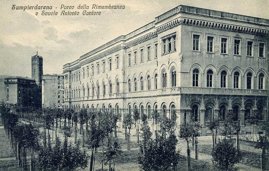 Altra foto storica di Sampierdarena