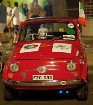 Calendario Raduni Fiat 500 2020.Piu Di Mille Fiat 500 A Garlenda Per Il 36 Meeting