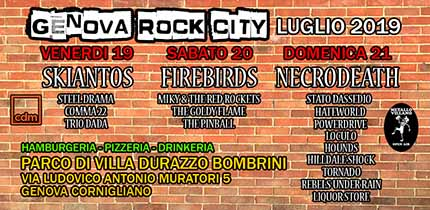 ROCK CITY GENOVA
